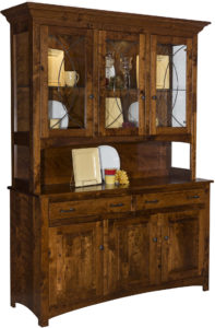 Hackenburg Hardwood Hutch
