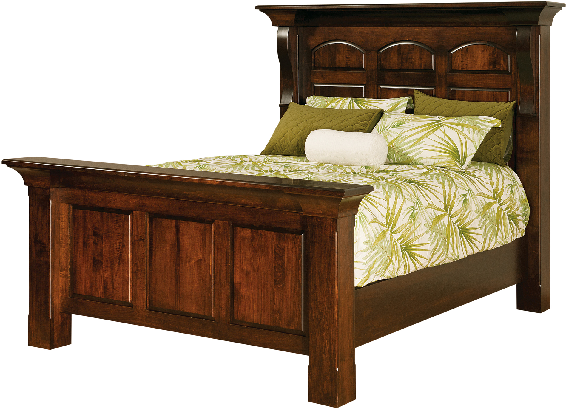 Hamilton Court Bed Customizable Hamilton Court Bed