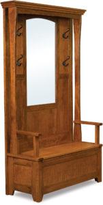 Hampton Hall Wood Seat