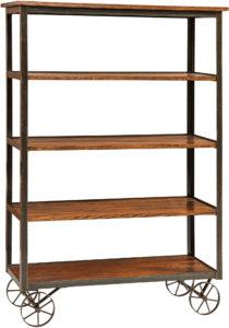 Harper Reclaimed Lumber Bookcase