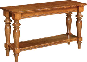 Harvest Collection Sofa Table
