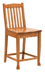 Heritage Mission Bar Chair