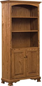 Heritage Cabinet Bookcase