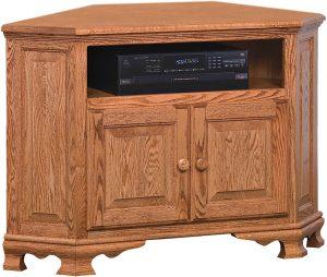Heritage Corner Unit TV Stand