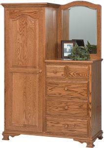 Heritage Hardwood L-Dresser
