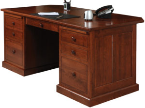 Homestead Large Executive Desk