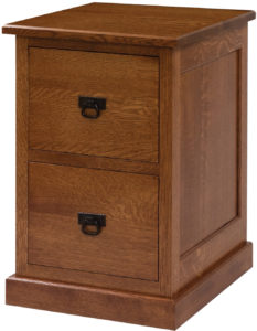 Homestead Two Drawer File Cabinet