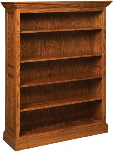 Honeybell Large Hardwood Bookcase
