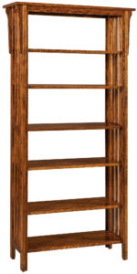 Honeymaze XL Wood Bookcase