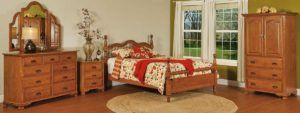 Hoosier Heritage Bedroom Collection
