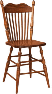 Hoosier Hardwood Bar Stool