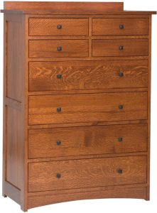 Jacobson Tall Chest