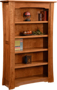 Jamestown Hardwood Bookcase
