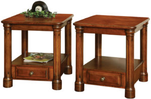 Jefferson Deluxe End Table