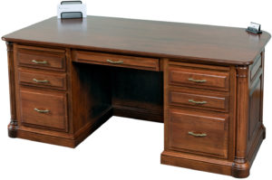 Jefferson Premier Executive Desk