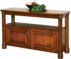 Jefferson Deluxe Sofa Table