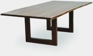 Kalispel Live Edge Dining Room Table
