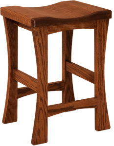 Kalston Hardwood Bar Stool