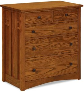 Kascade Five Drawer Child's Chest