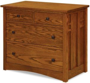 Kascade Four Drawer Child's Chest