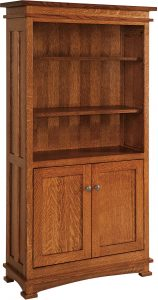 Kenwood Cabinet Bookcase