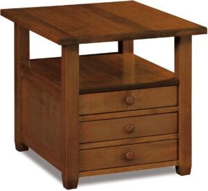 Kenwood Hardwood End Table