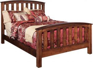 Kountry Mission Hardwood Bed