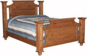 Kountry Treasure Square Post Bed