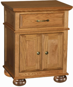 Kountry Treasure Hardwood Nightstand