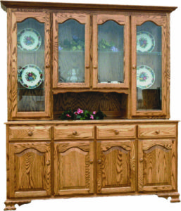 LaGrange 4-Door Hutch