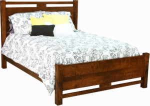 Lakota Hardwood Bed