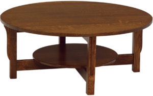 Landmark Round Coffee Table