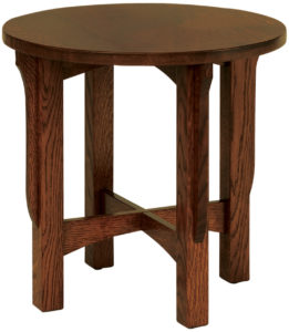 Landmark Round End Tables
