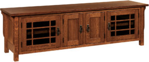 Landmark Low TV Cabinet