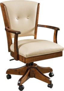 Lansfield Hardwood Desk Chair