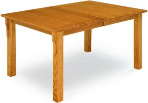 Leg Mission Dining Table