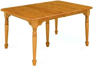 Amish Leg Table