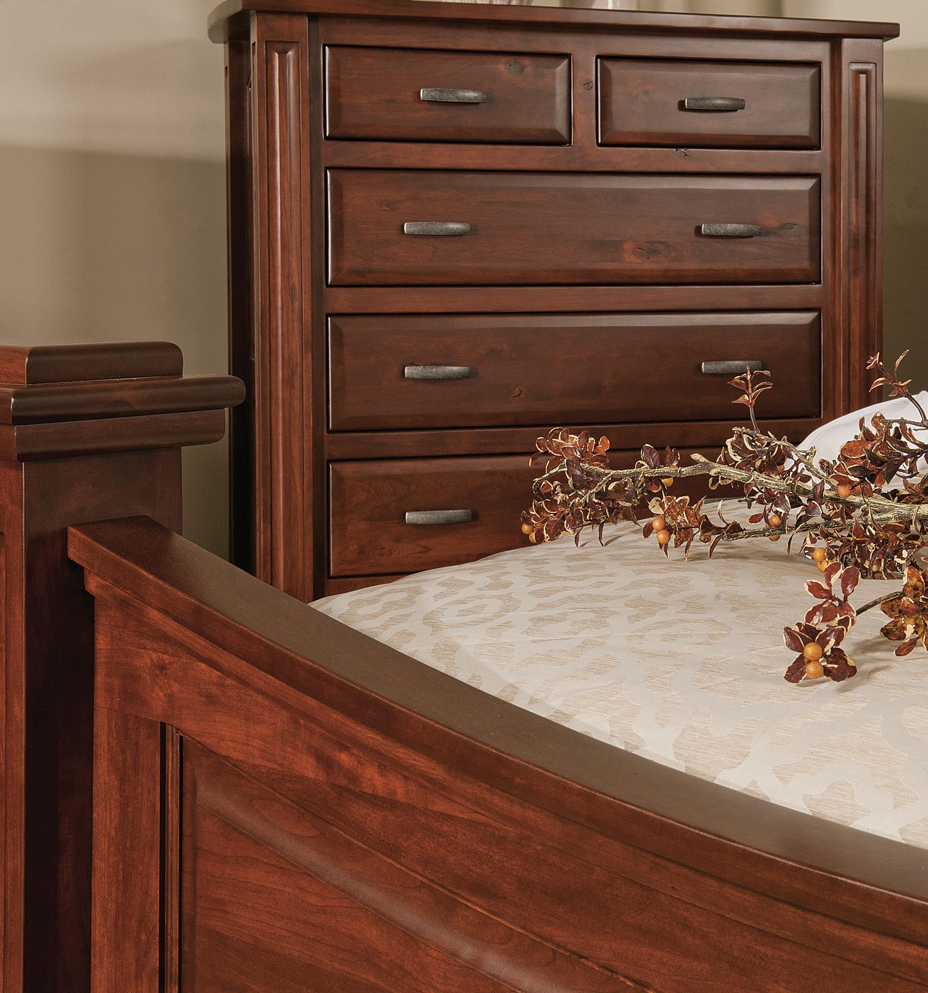 Lexington Bedroom Collection  Lexington Solid Wood Bedroom Set