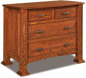 Lexington Four Drawer Child's Chest