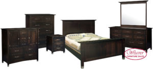 Lexington Collection Bedroom Set