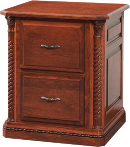Lexington Two Drawer File Cabinet