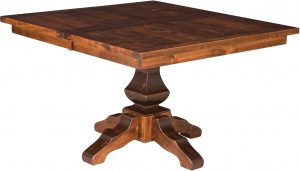 Lincoln Square Pedestal Dining Table