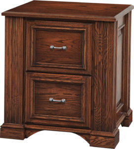 Lincoln Two Drawer File Cabinet