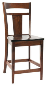 Livingston Stationary Bar Chair