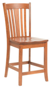Madison Stationary Bar Chair