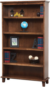 Manhattan Wood Bookcase