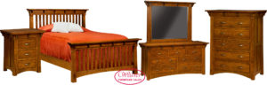 Manitoba Bedroom Collection