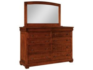 Marshfield 10 Drawer Dresser