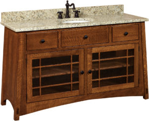 McCoy Wide Single Free-Standing Sink