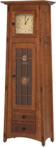 McCoy Clock Cabinet